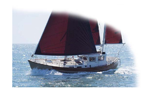 Fisher motor sailers