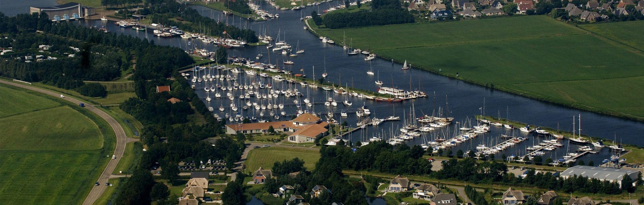 De jachtmakelaar</br>van Zuidwest Friesland